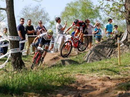 championnats d'europe de moutain bike - cross country - 2020